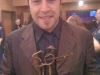 MonkeyJunk's Steve Marriner, with his BMA