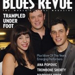 TUF cover story in the new Blues Revue!