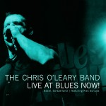 Chris O'Leary LIVE AT BLUES NOW!