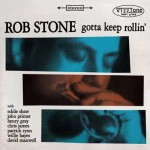 Rob Stone has Gotta Keep Rollin'!
