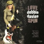 DEBBIE DAVIES returns to VizzTone with a mighty LOVE SPIN