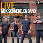 Nick Schnebelen Band breaks out!