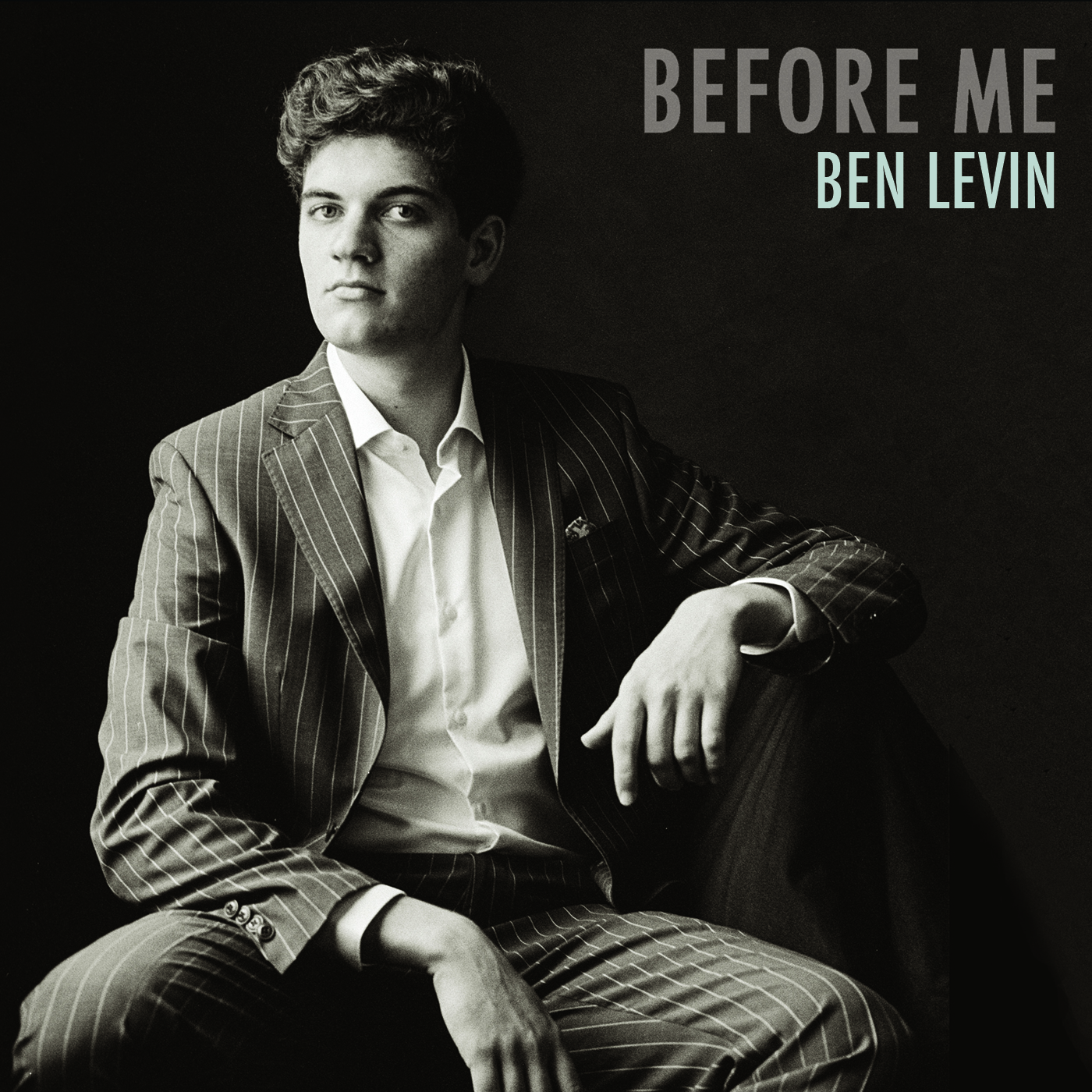 Ben Levin Before Me Available Now Vizztone Label Group